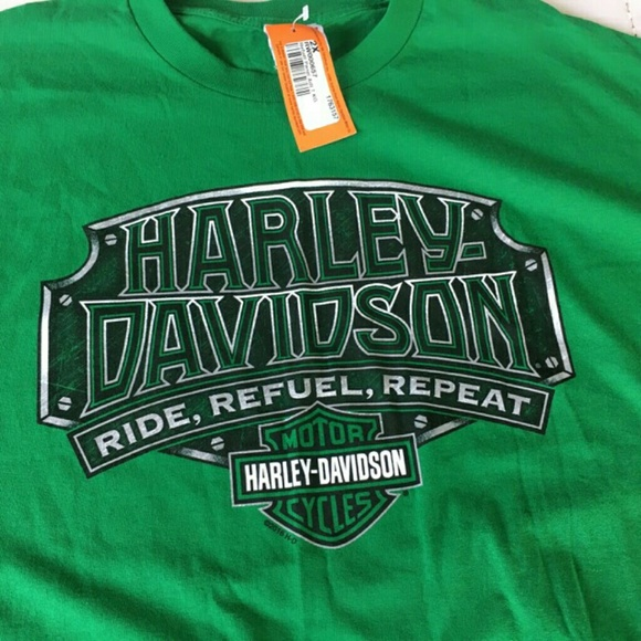 Harley-Davidson Mexico Cancun graphic tee size 2xl NWT